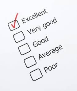 Feedback Ratings