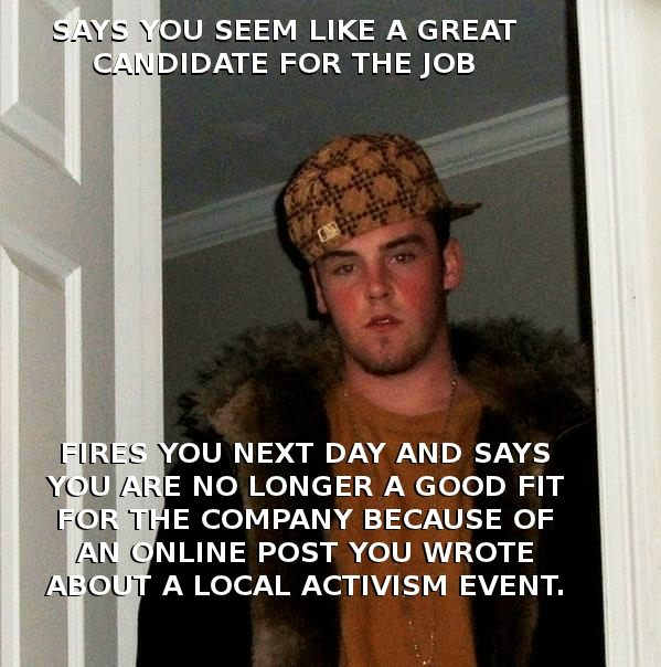 scumbag hr manager